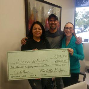 Presentation Check with Vanessa & Ricardo