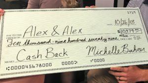 Presentation Check with Alex & Alex