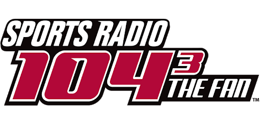 104.3 The Fan Logo